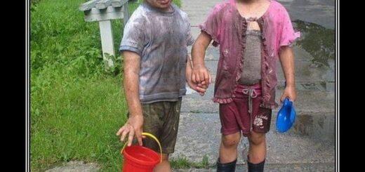 маленькие дети грязные зато не за компьютером
